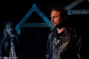 L-R: Nicola Coughlan, Nicolas Clarke